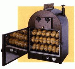 The Topper Side Swing Ovens
