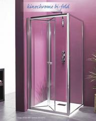 Kinechrome Bi-fold Shower Doors