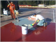 Flexible Polyurethane Resin Flooring
