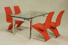 Crystal Extending - Ankara Chairs
