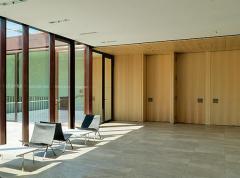 Sound insulation doors