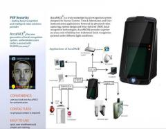 Accuface biometric face recognition