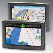 Lightbar guidance street navigation