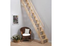 Dolle Madrid Wooden Space Saving Staircase Kit