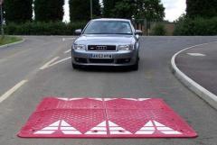 LSL Speed Cushion, Red 1.8m x 2m