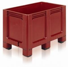 Box pallets – Geobox