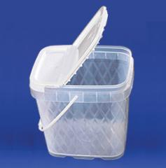 2 gal or 7.6 lit EZ Stor® diamond weave container