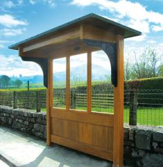 Cropston Bus Shelters