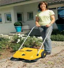 Haaga 250 Eco Sweeper