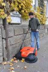 Haaga 497 Sweeper Heavy Duty