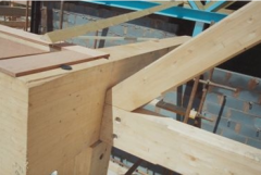 Glulam Trusses and Beams