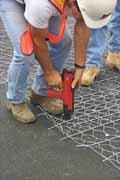 Bound Pavement Reinforcement Products