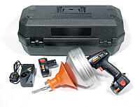 General Ce Cordless Super Vee Drain Cleaning