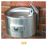 Drinking Fountain Wall Mounted 56V