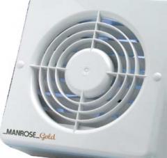 Manrose Gold range extractor fans