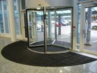 Diamond Multi-Directional Modular Door Mat System