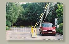 Car Park Security Barriers