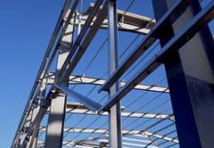 Z-section Purlins