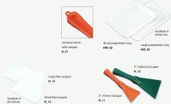Hygiene Range of Scrapers and Stirrers