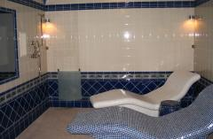 Domestic Tiled Steam Rooms