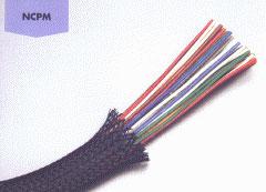 NCPM expandable braid cable jacket