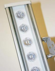 Mira-LED direct mains input LED system
