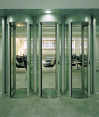 Circular Sliding Door To 6m In Height