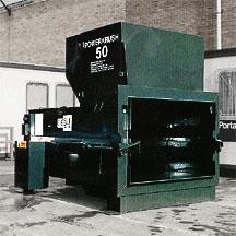 Compactors Powerkrush 50