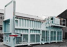Transfer Stations Powerkrush 2000WTS