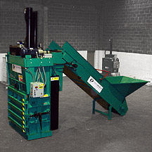 S60XDRC Automatic Baling System
