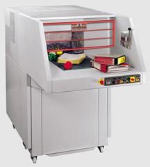 Hopper Fed / 3 phase shredder - Ideal 5009 High