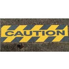 Caution Treads