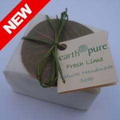 Soap fresh lime & green clay
