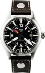 Aviator GMT BL-855
