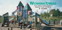 Junior play equipment / Mountain Towers