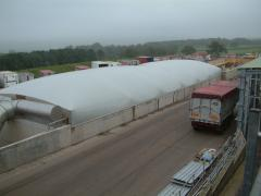 Fabric Sheeting - Bio-filtration Covers