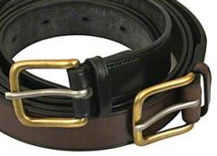 Hand-made Bridle Leather Belt