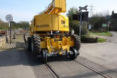 Road Rail Access Platforms Basket RR14 EVO
