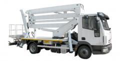 Vehicle Mounted Access Platforms