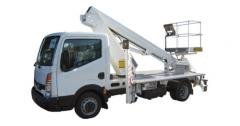 Vehicle Mounted Access Platforms Isoli PT15.9 / 2