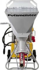 MP 22 Putzmeister mixer pump