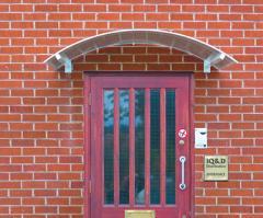 QMP Door Canopies
