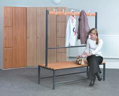 Locker Room Furniture