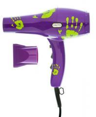 Haito Pro Purple 'Handprint' Salon Hair