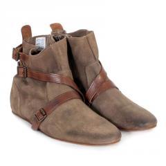 Hudson Freya flat women's ankle boot