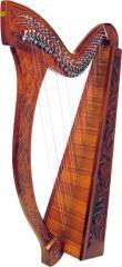 Glenluce GR6232 29 Str Harp 24 levers