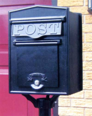 Bloomsbury Post Box F/Standing