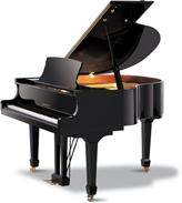 Bentley 148 grand piano black polyester