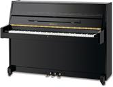 Bentley 108BP Upright piano (Black Polyester)