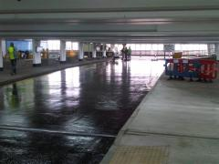 Epoxy Resin Primers and Floor Seals